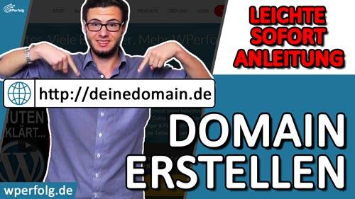 EIGENE DOMAIN ERSTELLEN ALL INKL URL ERSTELLEN 2018 Webadresse HOSTING domain bestellen internetadresse webadresse registrieren