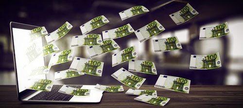 Geld verdienen mit wordpress blog