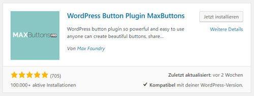 WordPress Button Plugin MaxButtons