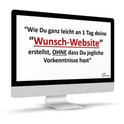 WordPress Website erstellen Webinar