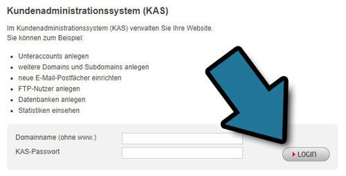 all inkl kas login wordpress installieren