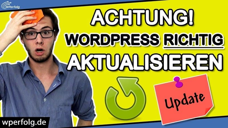 anleitung wordpress aktualisieren updaten theme plugin (1)