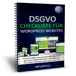 dsgvo checkliste fuer wordpress websites 250px
