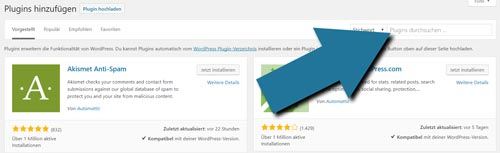 google analytics wordpress plugin einrichten installieren