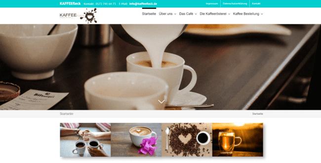 kaffefleck website juergen