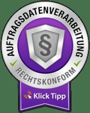 klick tipp av vertrag rechtskonform wperfolg