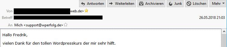 Martin Müller Testimonial