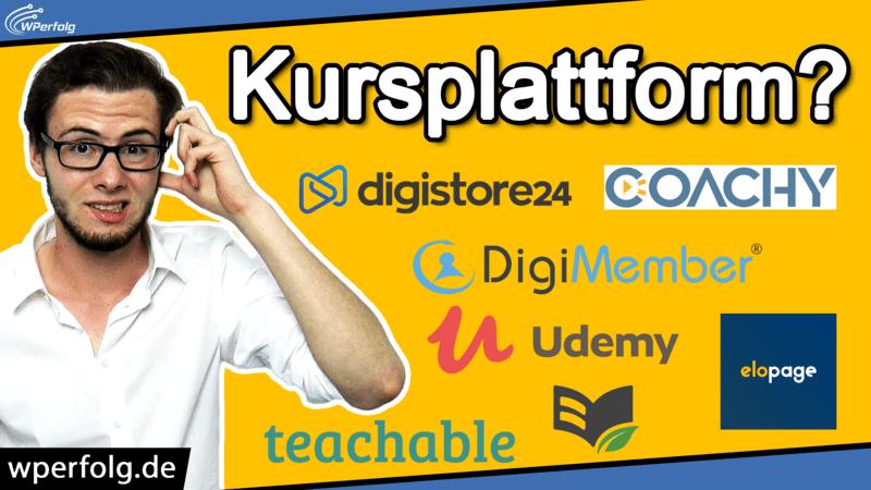 online kurs plattform vergleich