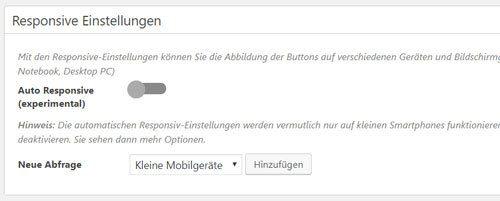 responsiver button einfügen