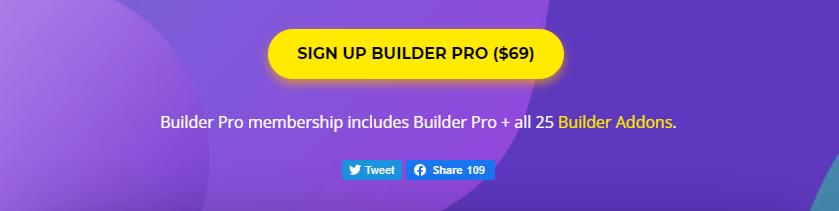 themify builder preis