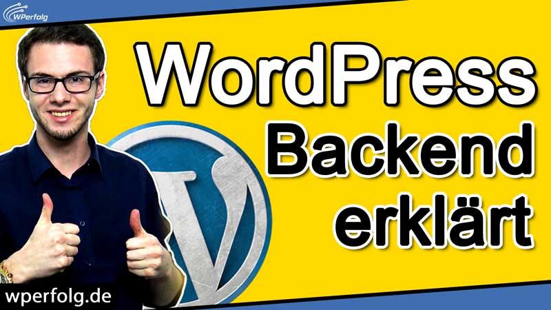 wordpress-backend-erklaert