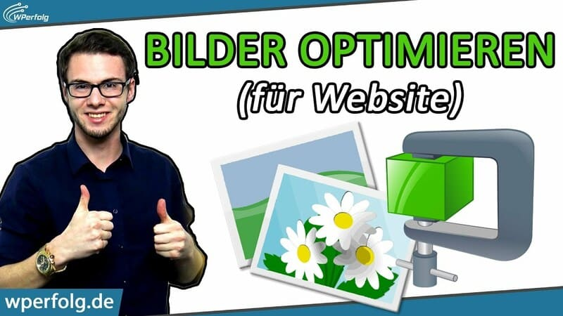 wordpress bilder optimieren komprimieren von fotos plugin mit ohne website