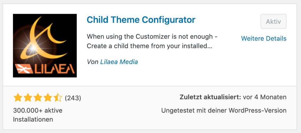 wordpress-child-theme-configurator-plugin