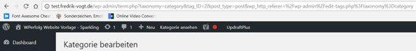 wordpress page id url
