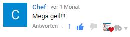 wperfolg wordpress youtube kommentar 10