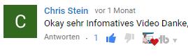 wperfolg wordpress youtube kommentar 14