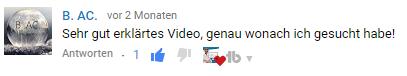 wperfolg wordpress youtube kommentar 19